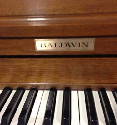 Baldwin Console Piano | Atlanta Used Pianos
