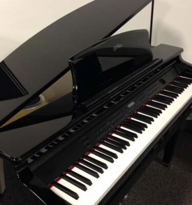 Galileo Digital Grand Piano Milano Black | Atlanta Used Pianos