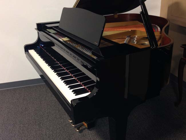 George Steck Grand Piano | Atlanta Used Pianos