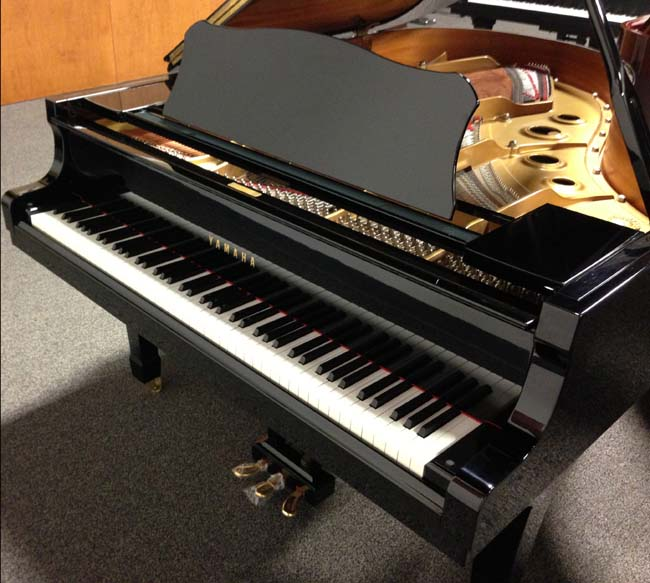 yamaha grand piano c3 6 1 atlanta used pianos