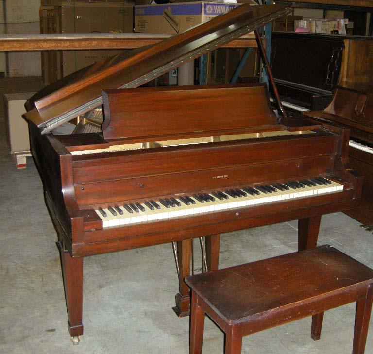 Harrington 5'2 Grand Piano