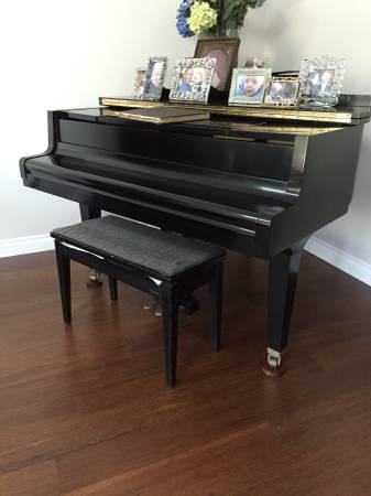 Yamaha g1 grand piano atlanta used pianos for Yamaha g1 piano