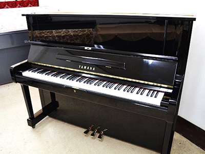 Yamaha yus professional upright piano atlanta used pianos for Yamaha u1 professional upright piano
