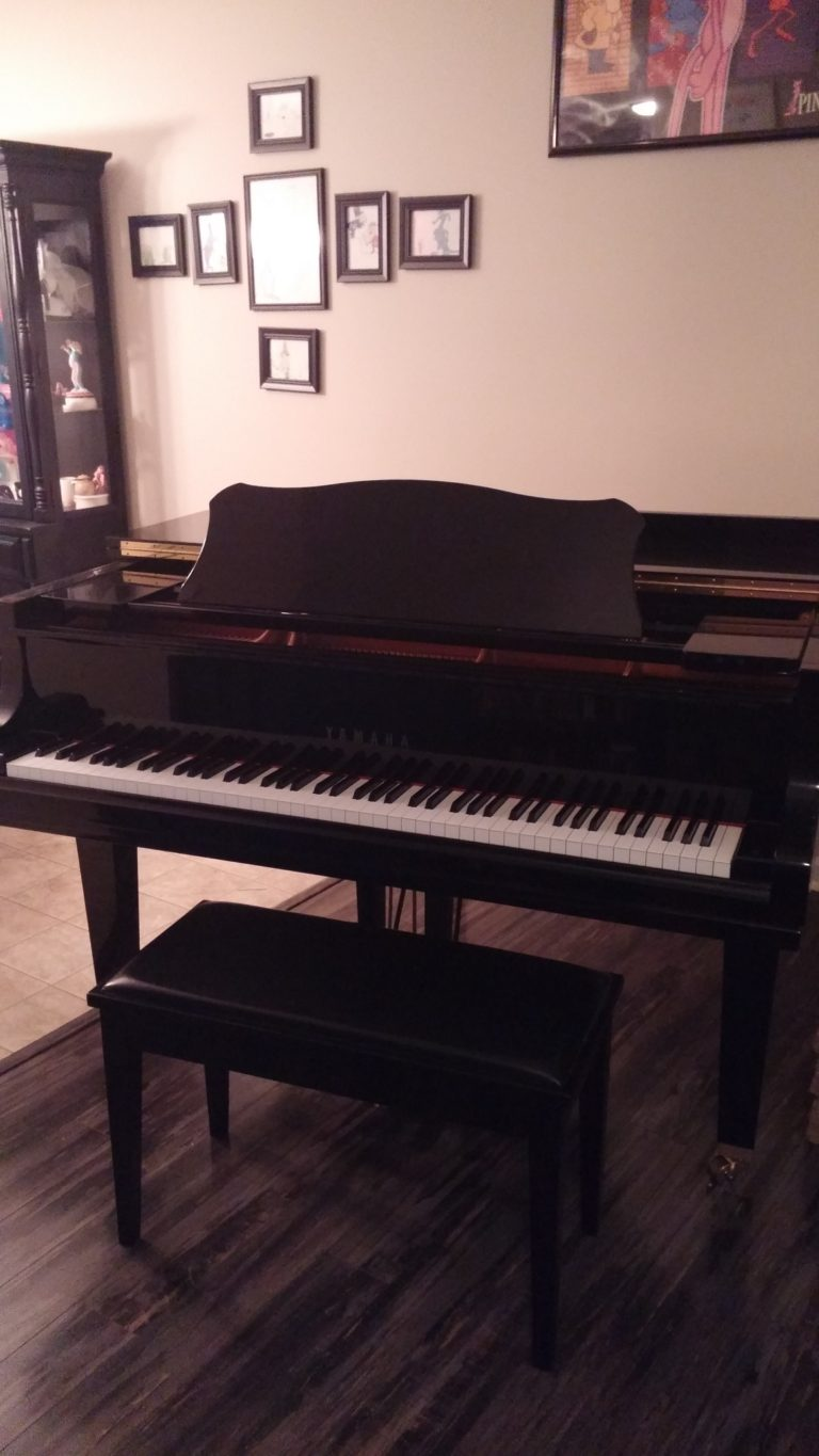 Yamaha GC1 Piano