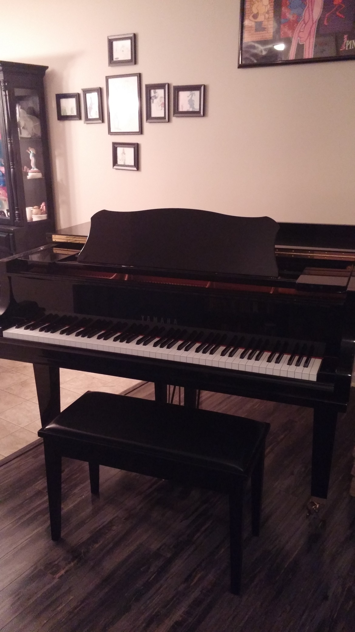 yamaha gc1 baby grand piano atlanta used pianos